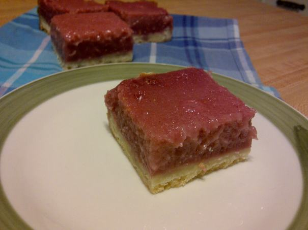 Raspberry Lemonade Bars 4